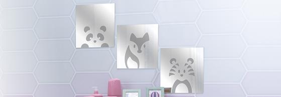 Espelhos Kids